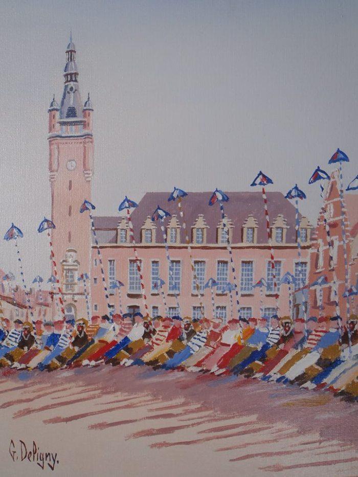 carnaval à Rosendael