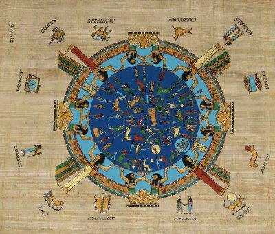 calendrier égyptien