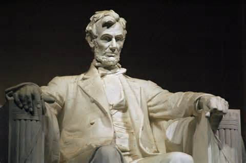 statue d'Abraham Lincoln