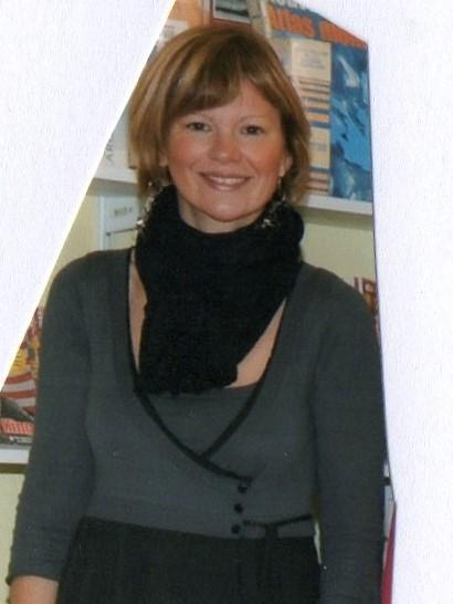 Mme Tassou, photo de classe 2014-2015.