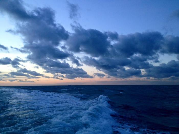 photo en mer