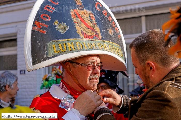 Carnaval du Lundi de Paques - Reveil et Bande des Arlequins