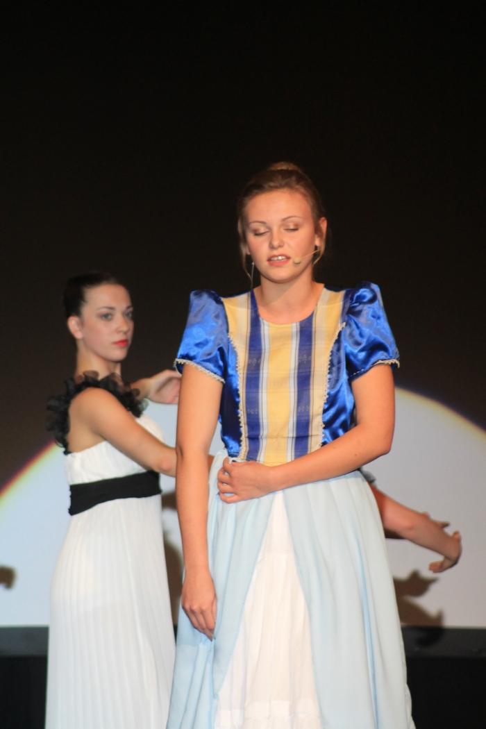 Cosette et Léa