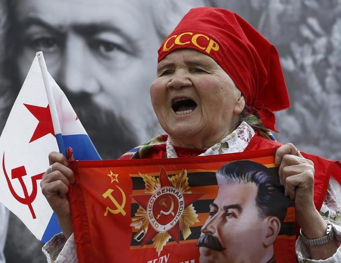Nostalgie de Staline...