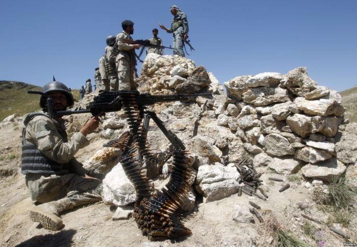 L'Afghanistan est en proie à des luttes sanglantes.