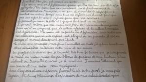 La Lettre de Momtaz...