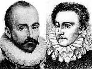 Montaigne et La Boétie, les deux amis les plus célèbres de la littérature française.