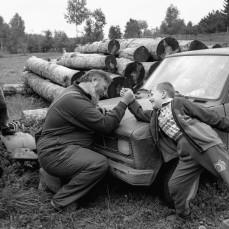 Bosnie Herzegovine. 1995.Nikos Economopoulos.