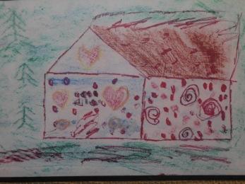 Une maison pleine d'amour, Terezin.