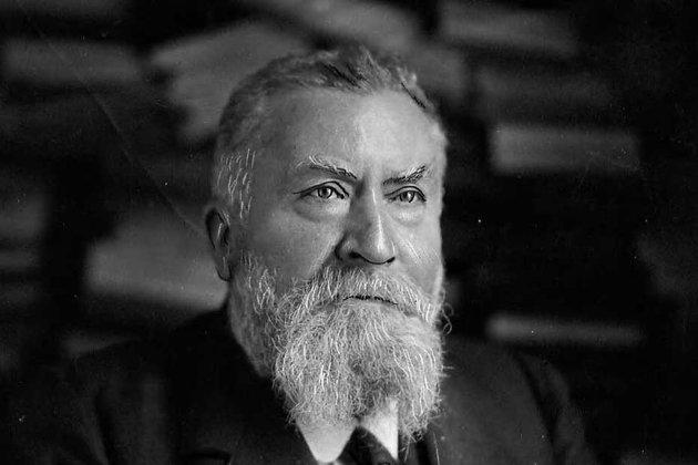 Jean Jaurès, professeur de philosophie (et homme politique...)